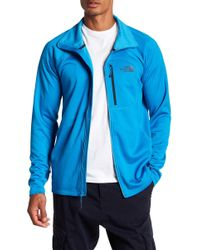 The North Face - Fuse Fleece Lined Jacket - Lyst