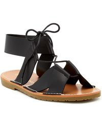 Dirty Laundry - Emphasis Strappy Sandal - Lyst