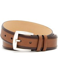 Mezlan - Lipari Leather Belt - Lyst