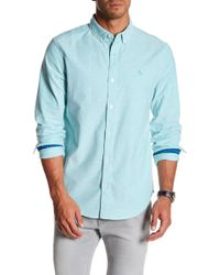 Original Penguin | Core Oxford Slim Fit Shirt | Lyst