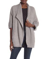 Splendid - Heath Cardigan Sweater Coat - Lyst