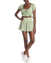 Free People - Wild Love Two-piece Set - Lyst
