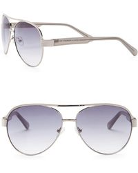 Vince Camuto - Women's 58mm Aviator Sunglasses - Lyst