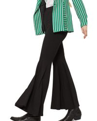 TOPSHOP - Extreme Flare Trousers - Lyst