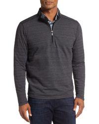 Robert Barakett - Marcel Quarter Zip Pullover - Lyst