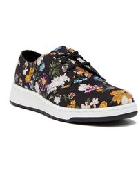 Dr. Martens - Cavendish Floral Canvas Derby - Lyst