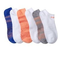 adidas - Superlite Compression No Show Socks - Pack Of 6 - Lyst