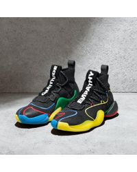 d046ae72e adidas 98 X Crazy Byw in Black for Men - Lyst
