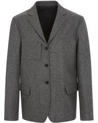 Marni - Slim Reversible Jacket - Lyst