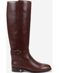 634fba0a04b Tory Burch - Brooke 25mm Knee Boot - Lyst