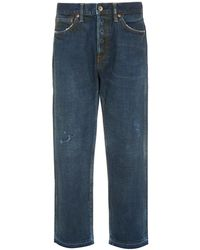 Chimala - Selvedge Denim Used Ankle Cut - Lyst