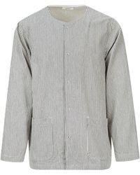 Chimala - Unisex Snap Front Shirt Jacket - Lyst