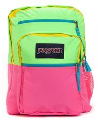 Jansport - Big Student Colorblo - Lyst