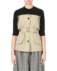 Maison Margiela - Trench Bustier - Lyst