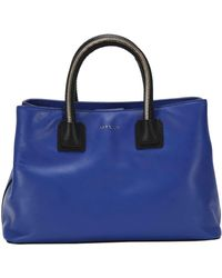 MILLY - New Logan Zip Small Tote - Lyst