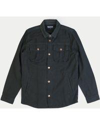 Barbour - Deck Overshirt - Lyst