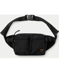 24f0a570360 Skechers Alley Hip Bag Waterfall/black in Black for Men - Lyst