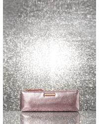 New York & Company - Metallic Makeup Brush Case - Lyst