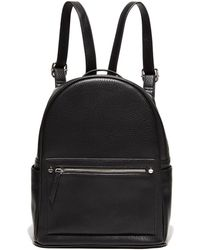 New York & Company - Pebblegrain Faux-leather Backpack - Lyst
