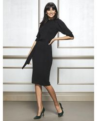New York & Company - Eva Mendes Collection - Elisabeth Sweater Dress - Lyst
