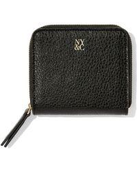 New York & Company - Small Zip Around Wallet - Lyst