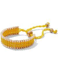 New York & Company - 4-piece Corded Bracelet Set - Lyst