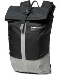 Oakley - Latch Roll Top Backpack - Lyst