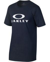 Oakley - 50 Bark Ellipse Tee - Lyst