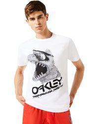 Oakley - Tnp Dino Ss Tee - Lyst