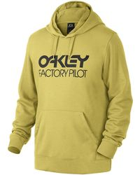 Oakley - Factory Pilot Durable Water Repellent Hoodie - Lyst