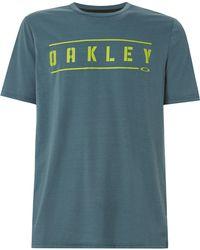 Oakley - O-double Stack Tee - Lyst