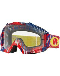 ee5b44a8d0 Lyst - Oakley L-frame® Mx Goggle in Gray for Men