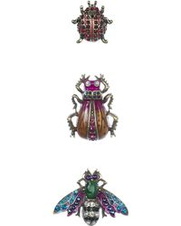 Oasis - Insect Brooch Pack - Lyst