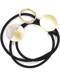 Oasis - 3 Pack Disc Hairbands - Lyst