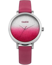 Oasis - Ombre Dial Watch - Lyst