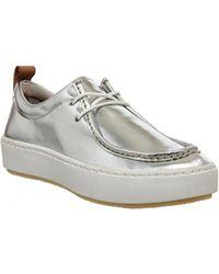 Clarks - Priddy Walla Shoe - Lyst