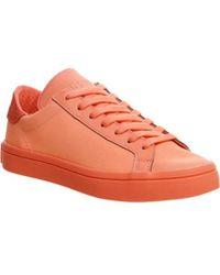 size 40 eca54 baee1 adidas - Court Vantage - Lyst