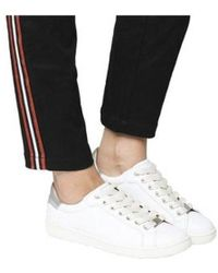 e4d7a0d01c9 UGG Milo Perforated Womens Trainers in White - Lyst