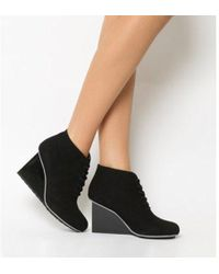 United Nude - Solid Lace Hi Wedge - Lyst
