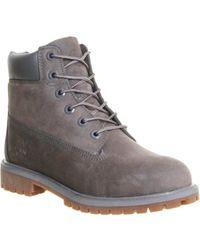 Timberland - Juniors 6 Inch Premium Waterproof Boots - Lyst