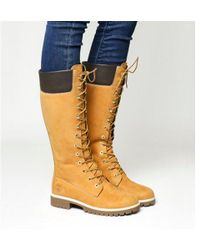 Timberland - 14 Inch Premium Boots - Lyst