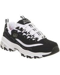 af4b02093da Steve Madden. Alley Platform Sneaker.  80. DSW · Skechers - D lites - Lyst
