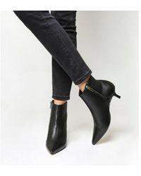 Office - Alibi- Kitten Heel Boot - Lyst
