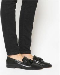 Office - Fearless Square Toe Loafer - Lyst