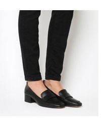 Office - Miss Block Loafer - Lyst