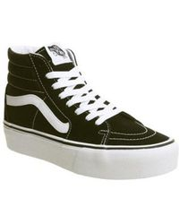 b8091673e2 Lyst - Women s Vans High-top sneakers On Sale
