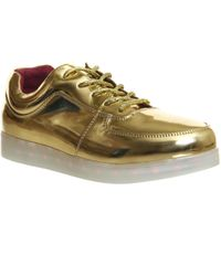 Irregular Choice - State Of Flux Trainer - Lyst