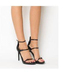 6b54a50466cd Lyst - Kendall + Kylie Kendall + Kylie Demi Platform Wedge Sandals ...