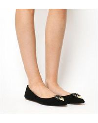 Ted Baker - Blisse Pointed Court Shoes - Lyst