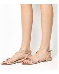 Office - Sugar Asymmetric Sandals - Lyst